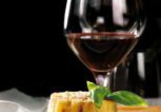 Timbale de chandelles à la sauce napolitaine par Gennaro Esposito