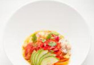 Bo bun italien à la pulpe de tomate Mutti