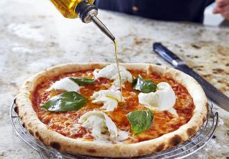 Pizza Margherita di Bufala