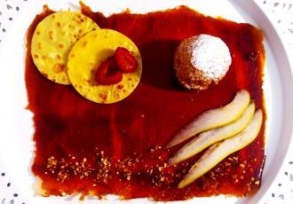 Les crêpes Mirage de Burrata